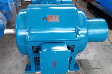 JR Slip Ring Motor Exported to Iran