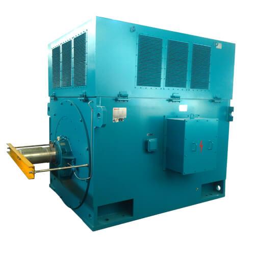 Y Large High Voltage Water Pump, Fan Squirrel Cage Motor
