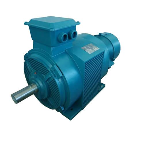 AC Slip Ring Motor