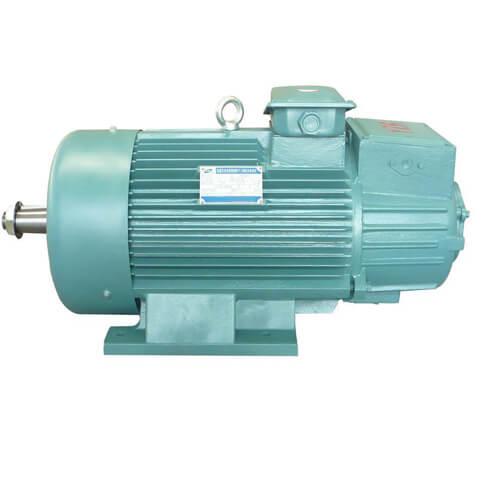 415V Slip Ring Motor