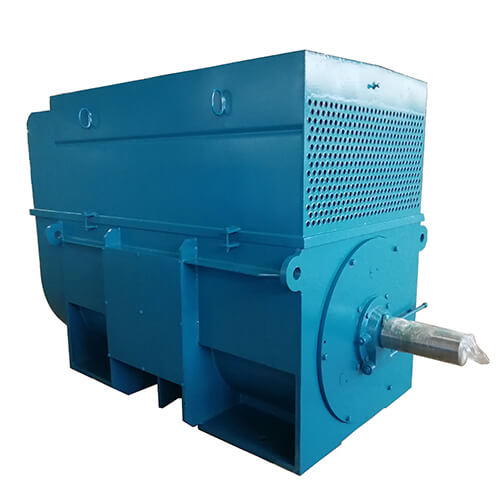 Large Permanent Magnet Synchronous Motor