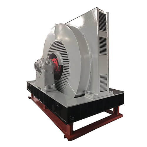 Synchronous Motors for Air Separation Applications
