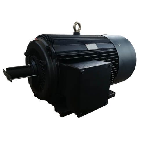 IE4 Low Voltage Ultra High Efficiency Permanent Magnet Synchronous Frequency Conversion Motor