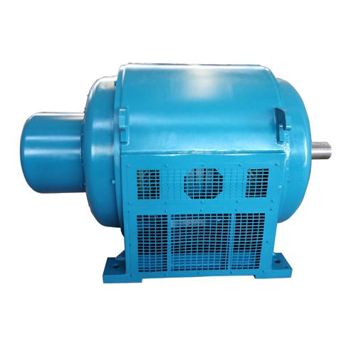JR slip ring motor for ball mill